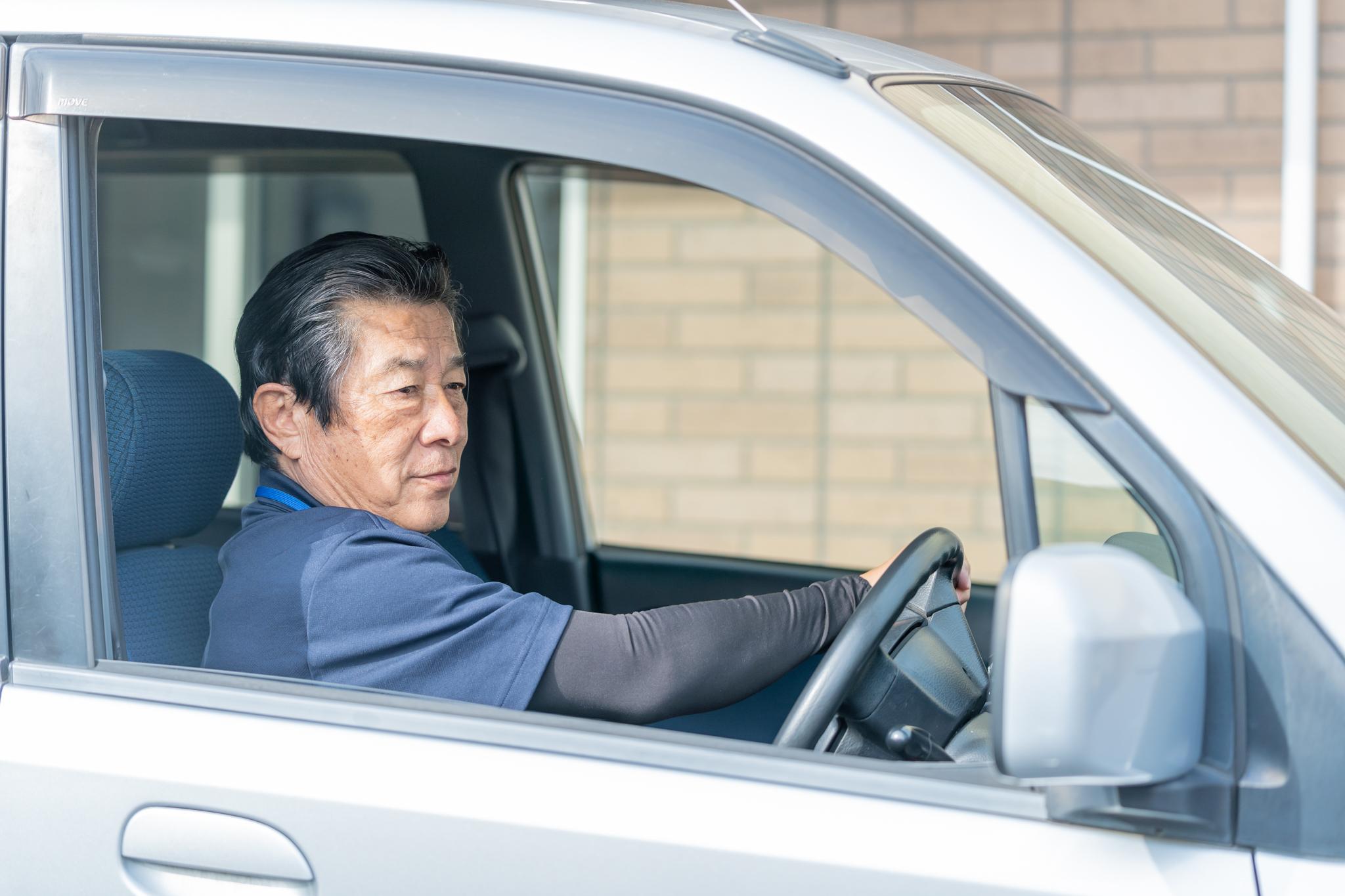 40代50代60代シニア歓迎♪送迎ドライバー/秋桜ヴィレッジ初石 |